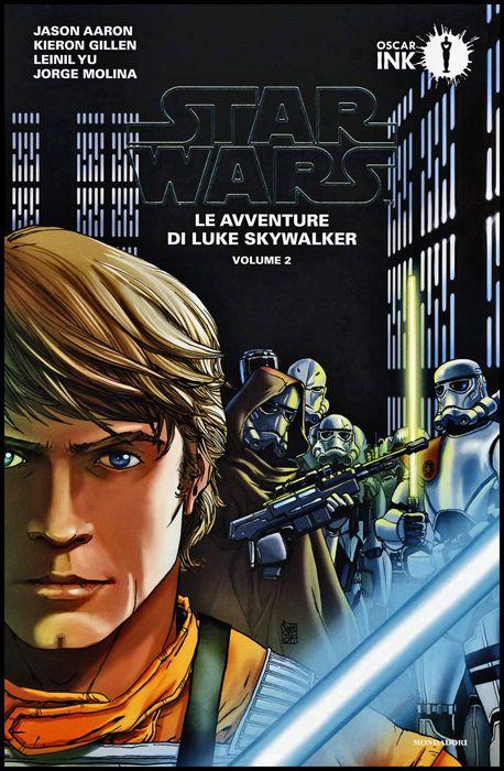 STAR WARS -  LE AVVENTURE DI LUKE SKYWALKER #    2