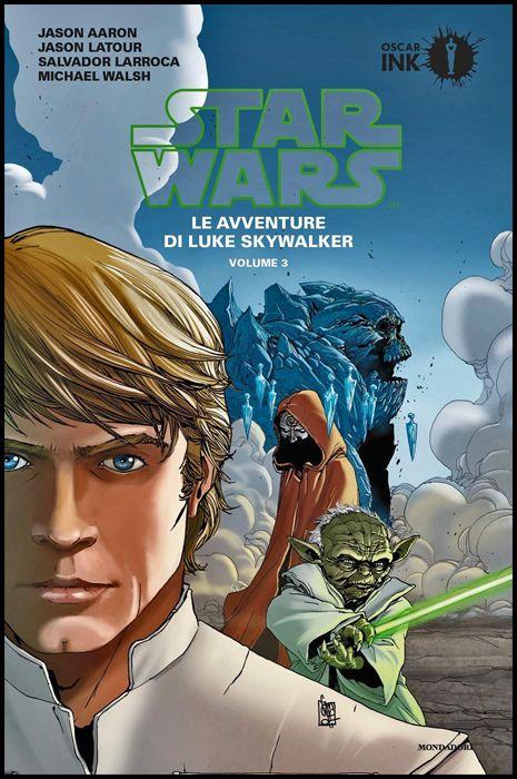 STAR WARS -  LE AVVENTURE DI LUKE SKYWALKER #    3