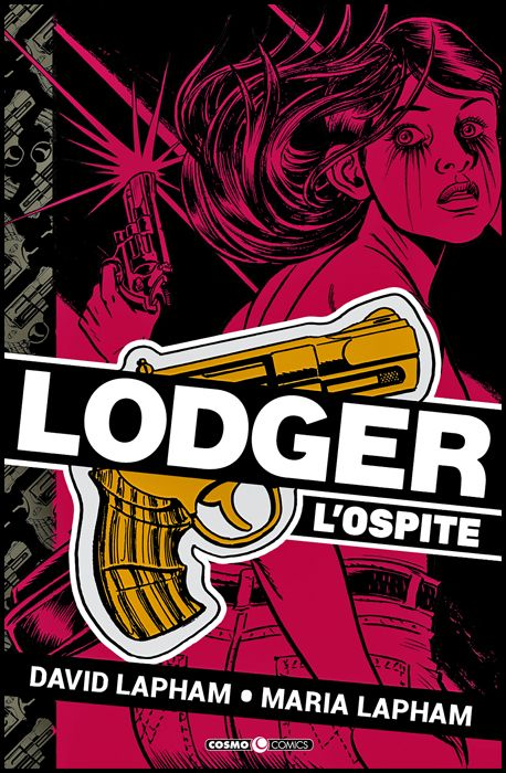 COSMO COMICS #    84 - LODGER - L'OSPITE