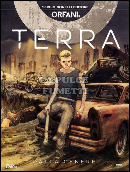 ORFANI 40 /42  - TERRA1/3+ SPECIALE COMPLETA NUOVI