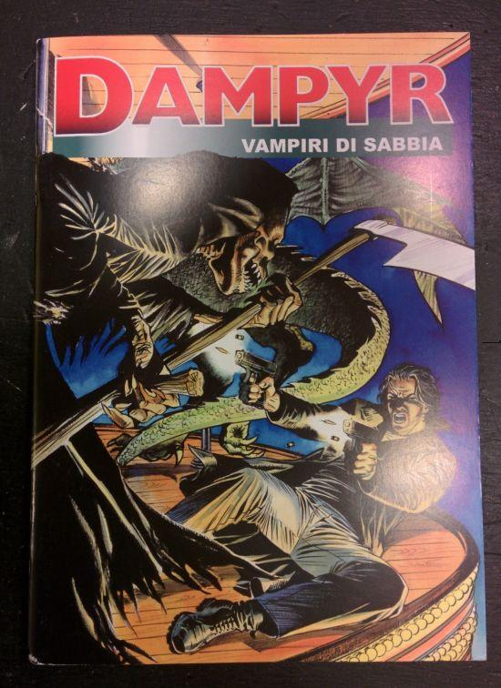 DAMPYR: VAMPIRI DI SABBIA - 2A EDIZIONE
