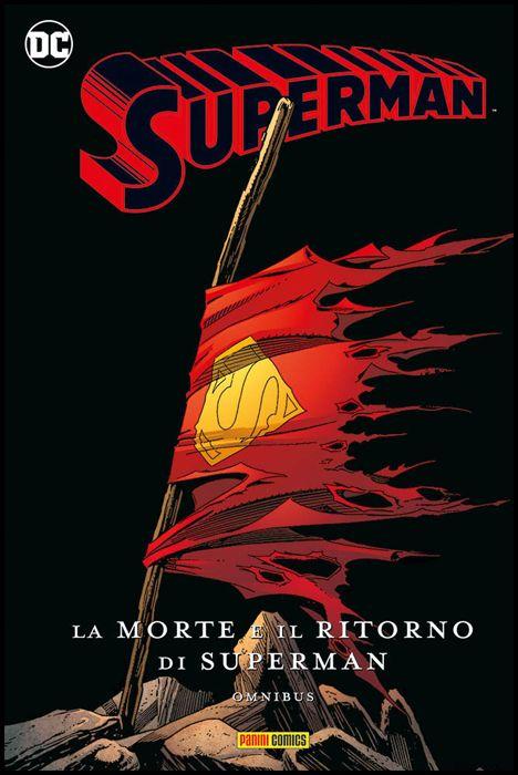 DC OMNIBUS - LA MORTE E IL RITORNO DI SUPERMAN