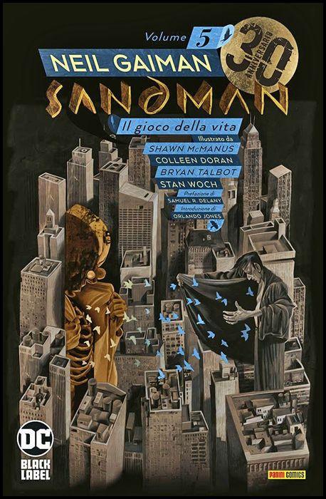 SANDMAN LIBRARY #     5: IL GIOCO DELLA VITA