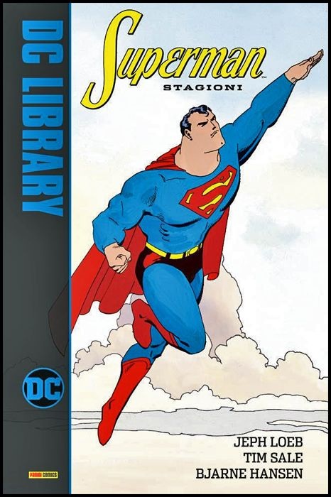 DC LIBRARY - SUPERMAN: STAGIONI