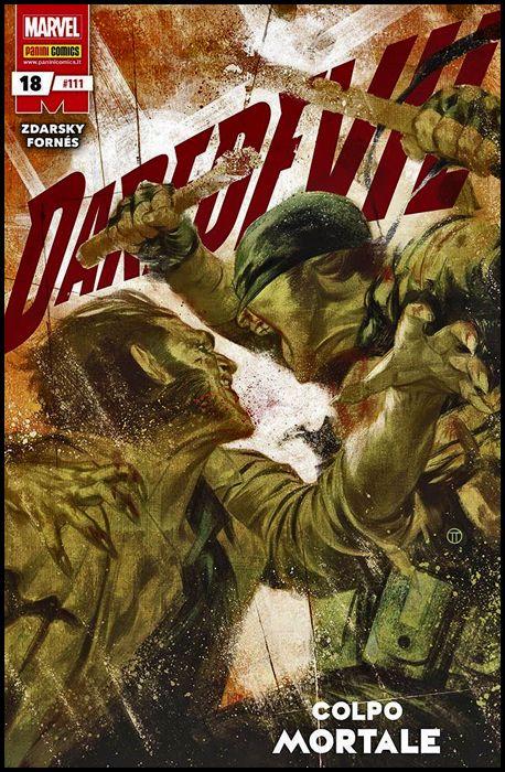DEVIL E I CAVALIERI MARVEL #   111 - DAREDEVIL 18