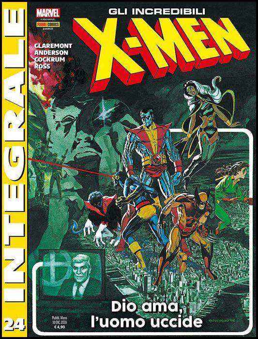 MARVEL INTEGRALE - X-MEN #    24