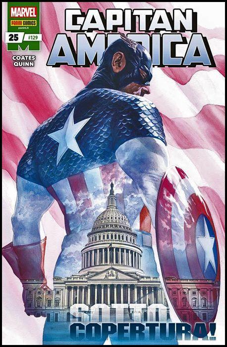 CAPITAN AMERICA #   129 - CAPITAN AMERICA 25