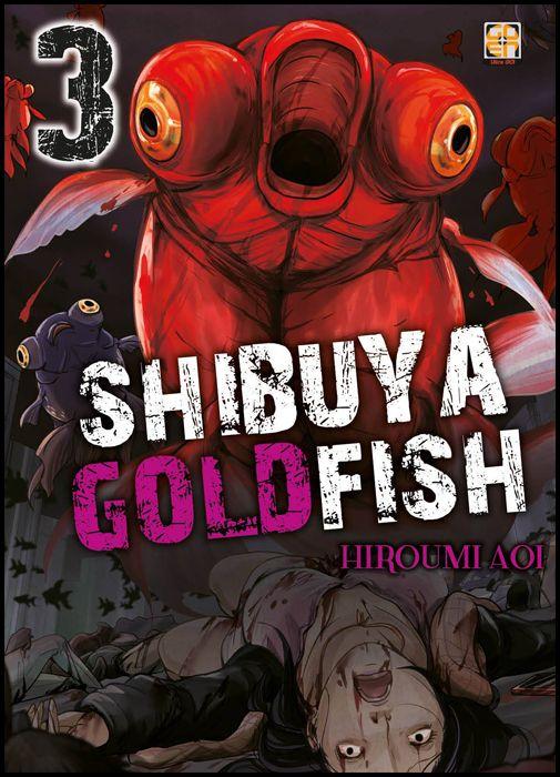 CULT COLLECTION #    50 - SHIBUYA GOLDFISH 3