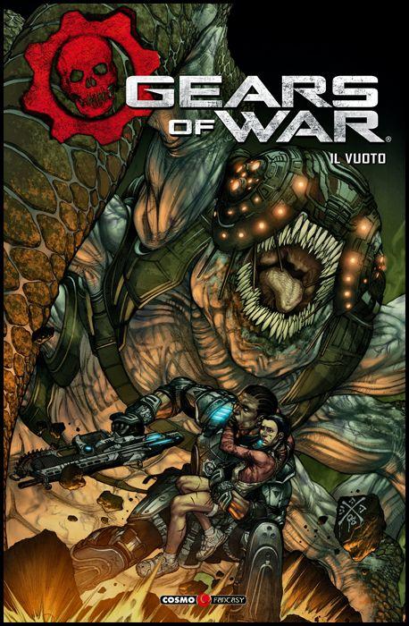 COSMO FANTASY #    51 - GEARS OF WAR 3: IL VUOTO