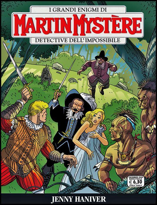 MARTIN MYSTERE #   372: JENNY HANIVER