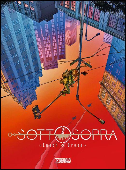 SOTTOSOPRA II - CARTONATO
