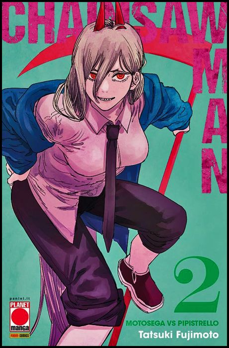MONSTERS #    12 - CHAINSAW MAN 2