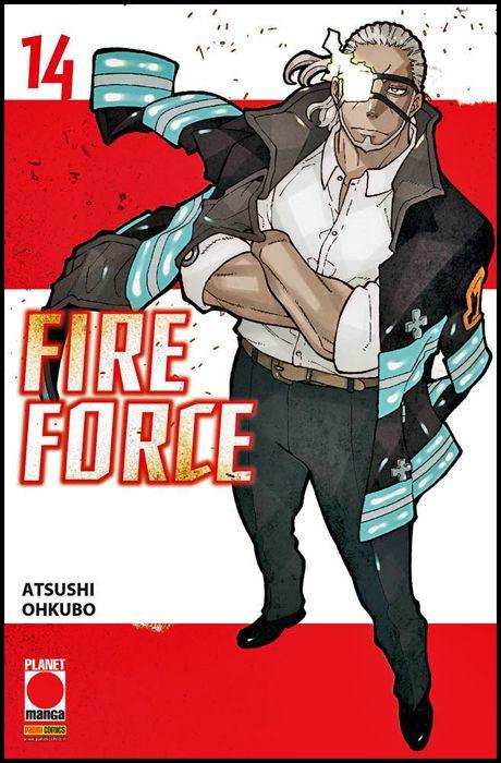 MANGA SUN #   125 - FIRE FORCE 14 - 1A RISTAMPA