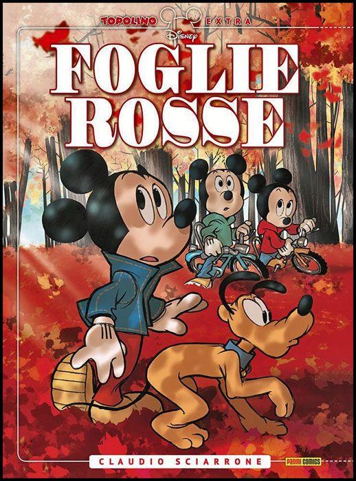 TOPOLINO EXTRA #     1 - FOGLIE ROSSE