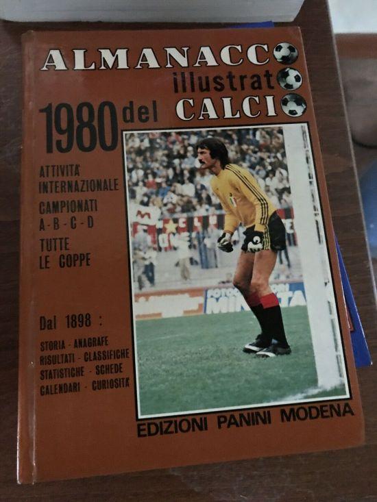 ALMANACCO ILLUSTRATO DEL CALCIO 1980