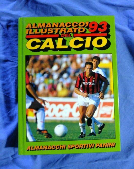 ALMANACCO ILLUSTRATO DEL CALCIO 1993