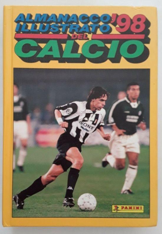 ALMANACCO ILLUSTRATO DEL CALCIO 1998