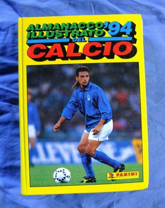 ALMANACCO ILLUSTRATO DEL CALCIO 1994