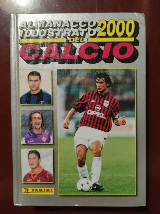ALMANACCO ILLUSTRATO DEL CALCIO 2000