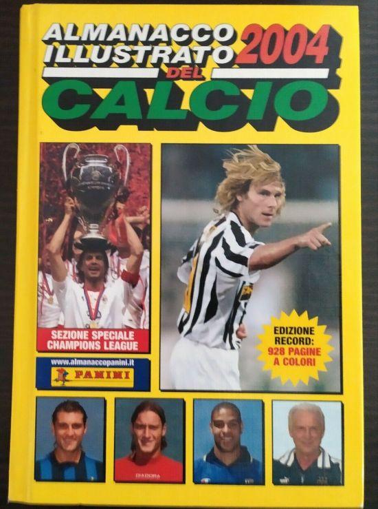 ALMANACCO ILLUSTRATO DEL CALCIO 2004