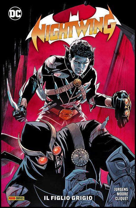 DC COMICS SPECIAL - NIGHTWING #    10: IL FIGLIO GRIGIO