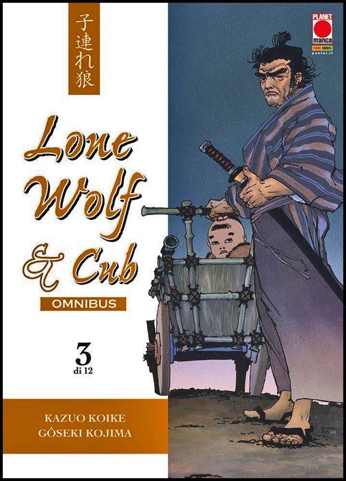 LONE WOLF & CUB OMNIBUS #     3