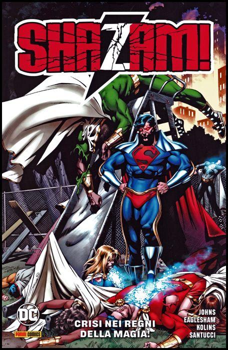 DC COMICS SPECIAL - SHAZAM! #     2: CRISI NEI REGNI DELLA MAGIA!