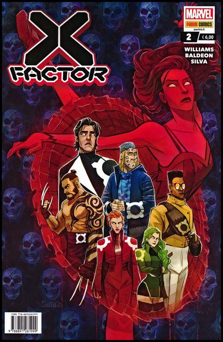 X-FACTOR #     2