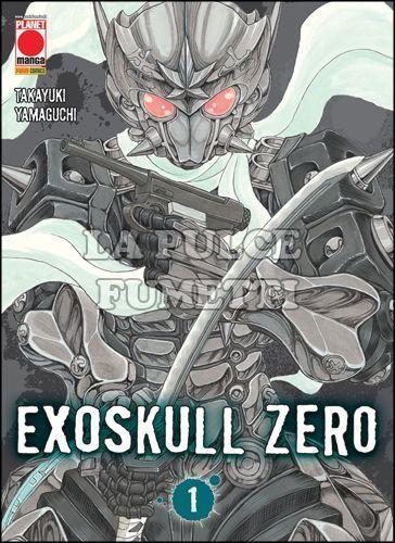 EXOSKULL ZERO 1/8 COMPLETA NUOVI