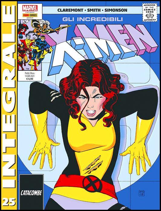 MARVEL INTEGRALE - X-MEN #    25