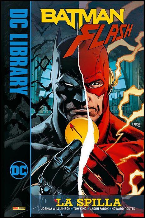 DC LIBRARY - BATMAN/FLASH: LA SPILLA