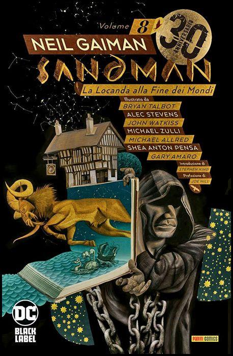 SANDMAN LIBRARY #     8: LA LOCANDA ALLA FINE DEI MONDI