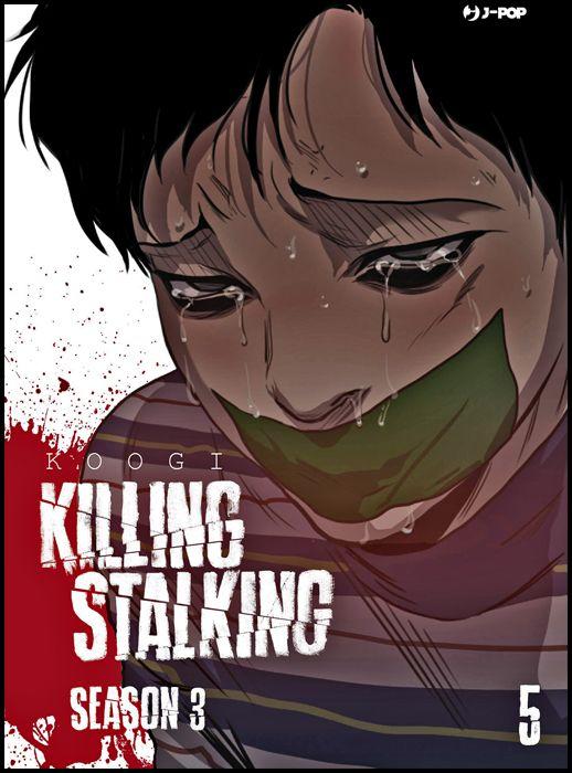 KILLING STALKING SEASON 3 #     5 + BOX SEASON 2