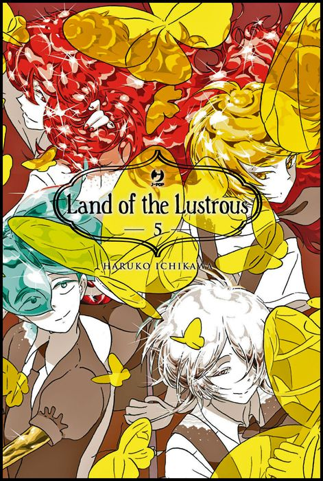 LAND OF THE LUSTROUS #     5