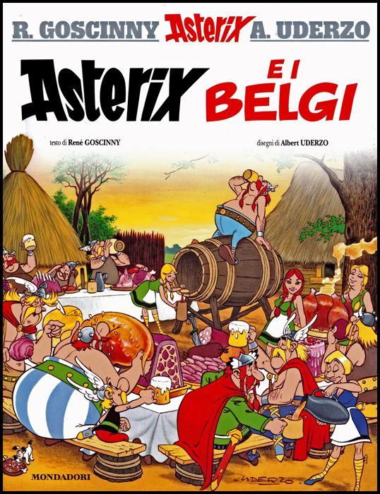 ASTERIX #    24: ASTERIX E I BELGI - BROSSURATO