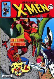 X-MEN SPECIALE #     2 - LA TERRA SELVAGGIA