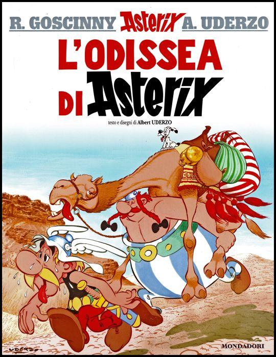 ASTERIX #    26: L'ODISSEA DI ASTERIX - BROSSURATO