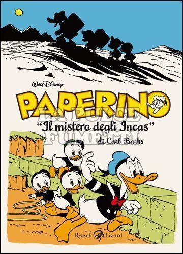 CARL BARKS 1948/1949 - PAPERINO: IL MISTERO DEGLI INCAS