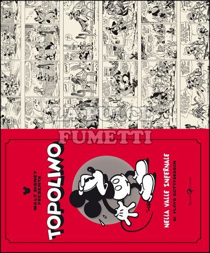 TOPOLINO DI FLOYD GOTTFREDSON 1/2 - 1930/1934