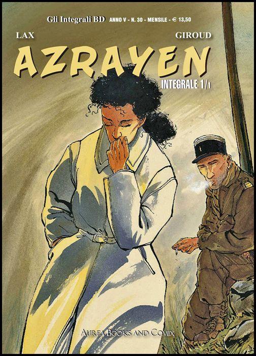 GLI INTEGRALI BD #    38 - NUOVA SERIE 30 - AZRAYEN
