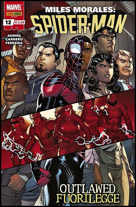 MILES MORALES: SPIDER-MAN #    12