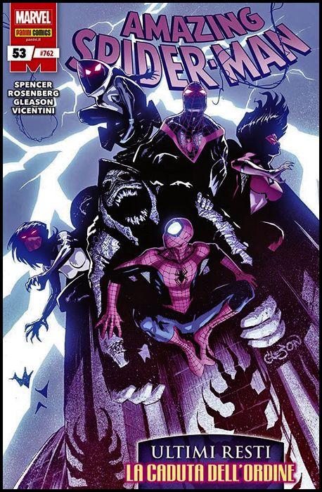 UOMO RAGNO #   762 - AMAZING SPIDER-MAN 53