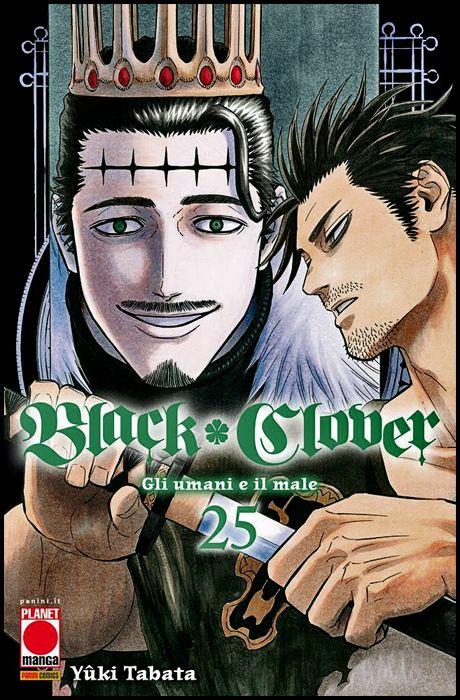 PURPLE #    38 - BLACK CLOVER 25