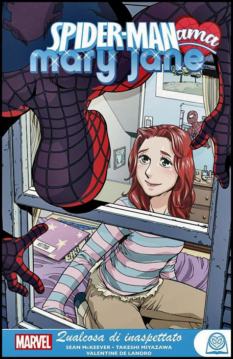 MARVEL YOUNG ADULT - SPIDER-MAN AMA MARY JANE #     2: QUALCOSA DI INASPETTATO