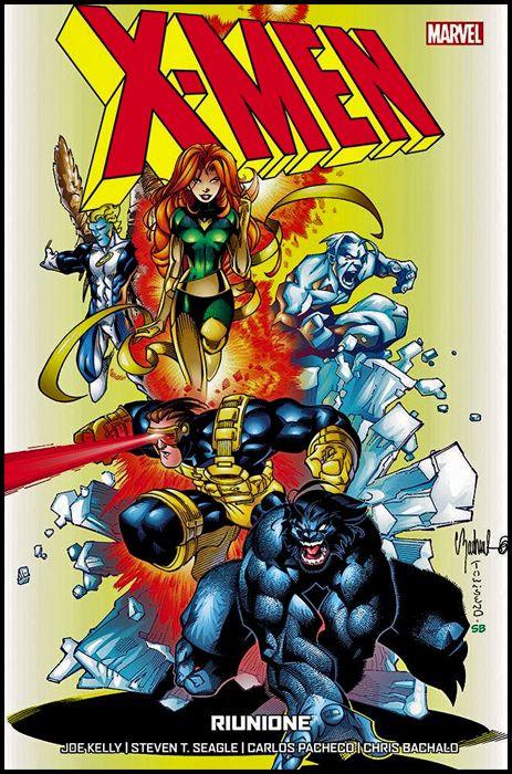 X-MEN - SEAGLE & KELLY #     2: RIUNIONE