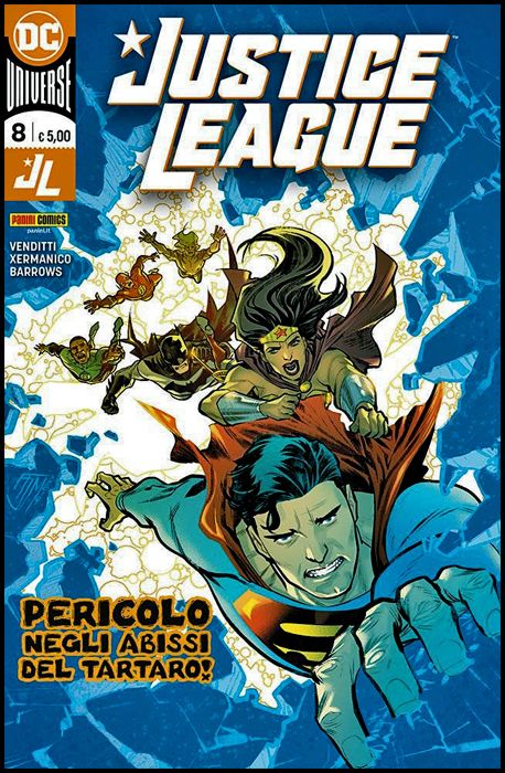 JUSTICE LEAGUE #     8 + ANGIE DIGITWIN RECONNECTION TIME 0
