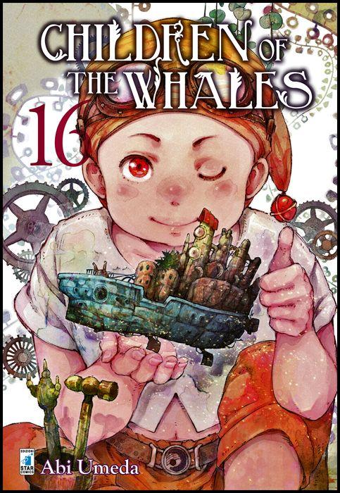 MITICO #   274 - CHILDREN OF THE WHALES 16