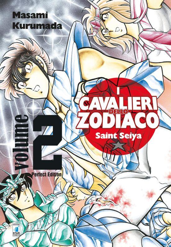 CAVALIERI DELLO ZODIACO PERFECT EDITION #     2