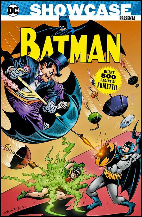 DC SHOWCASE PRESENTA #     8 - BATMAN 3