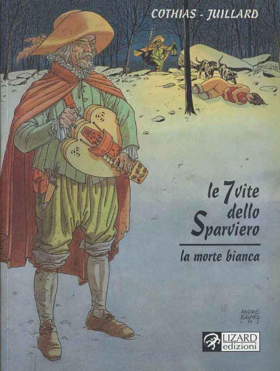 SETTE VITE DELLO SPARVIERO 1/7  COMPLETA NUOVI